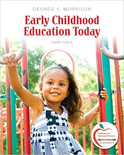 Amazoncom Early Childhood Education Today 9780137034581 George