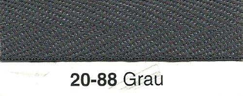 Deka Permanent - colore per stoffa - 20-88 Grigio - Grau - 20ml - NUOVO