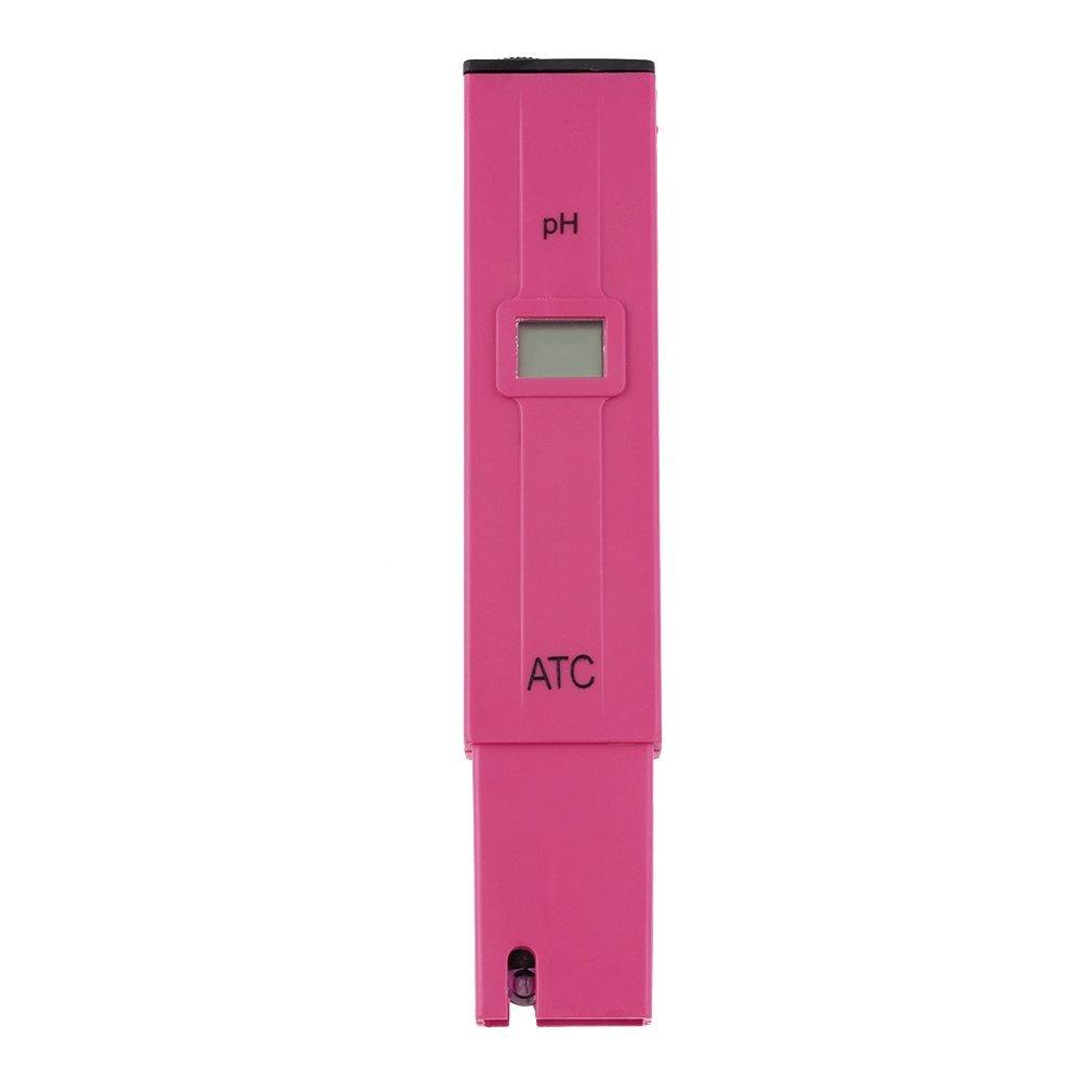 Hemore Digital PH Meter Tester Pen Pocket Measure LCD SPA Aquarium Water Advanced Home Garden Outdoors Security Lighting
