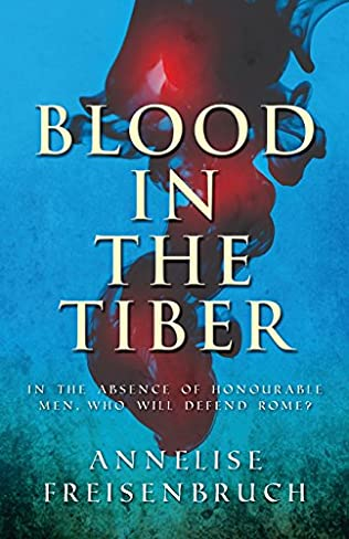 book cover of Blood in the Tiber