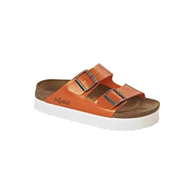 338a2870a75f Papillio by Birkenstock Womens Arizona Wedge Platform - Standard Fitting Flip  Flop Sandal UK6 - EU39