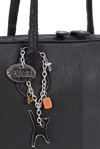 Sac travail cuir en Catwalk A4 Grosvenor de signé Noir Collection noir Urwxq5UX