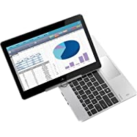 HP Elitebook Revolve 810 G3 Tablet 11.6 Convertible Notebook, Windows, Intel Core i5 2.3 GHz, 8 GB RAM, 256 GB SSD, Silver (Z2D83UT#ABA)