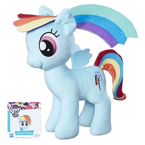 My Little Pony Friendship is Magic Rainbow Dash Soft Plush ()