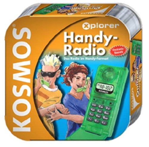 Kosmos - X-Plorer X-Plorer X-Plorer - Handy-Radio 0c7328