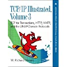 TCP/IP Illustrated: v. 3: TCP for Transactions, HTTP, NNTP and the Unix Domain Protocols (Addison-Wesley Professional Computing Series)