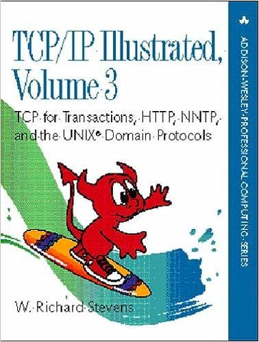 Descargar Tcp/ip Illustrated, Volume 3: Tcp For Transactions, Http, Nntp, And The Unix Domain Protocols: V. 3: Tcp For Transa PDF Gratis