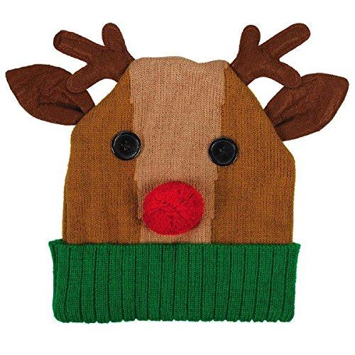 Chris (Rudolph Reindeer Costume)