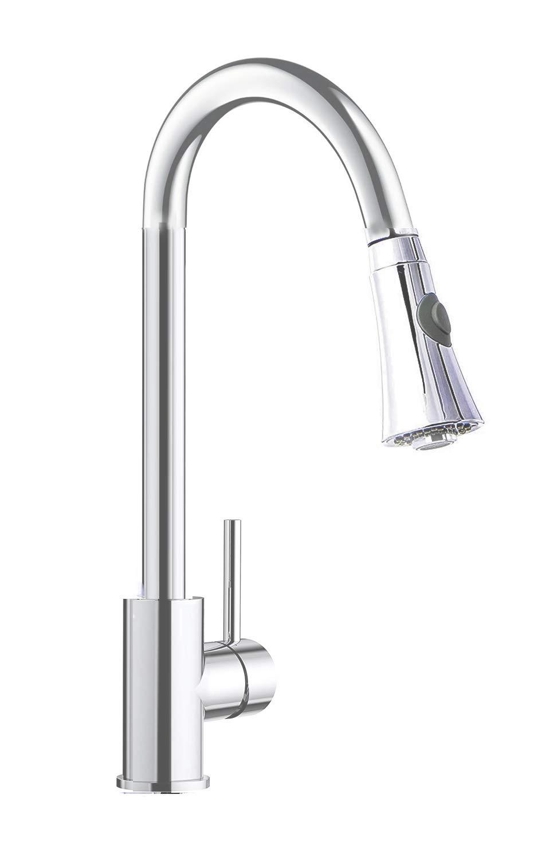 Accessori da cucina stoviglie doccia rubinetto miscelatore monocomando rubinetto rimovibile con doccetta euroform rubinetti e valvole