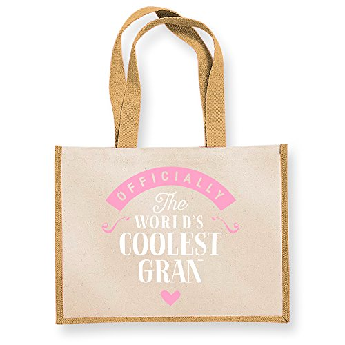 Gift Bag Bag Gifts Gran Great Shopping Gift Gran Gran Keepsake From Gran Gran Gifts Gran Bag Present Funny Natural Natural Personalised Tote Birthday Granddaughter Gran Gran Gifts Gran Uw4Yv7x7