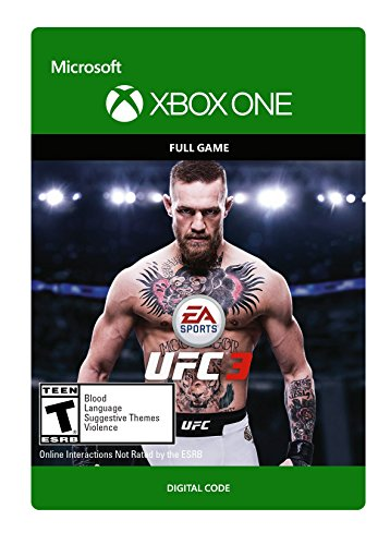 EA SPORTS UFC 3 - Xbox One [Digital Code] by Electronic Arts