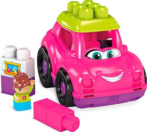 Mega Bloks Mega Blocks Pink Convertible