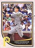 2018 Topps Big League Baseball #11 Corey Dickerson Pittsburgh Pirates MLB Trading Card
