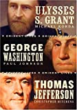 img - for American Presidents Eminent Lives Boxed Set: George Washington, Thomas Jefferson, Ulysses S. Grant book / textbook / text book