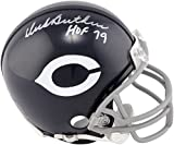 Chicago Bears Dick Butkus Autographed Mini Helmet - Fanatics Authentic Certified - Autographed NFL Mini Helmets