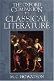 The Oxford Companion to Classical Literature, , 019860081X
