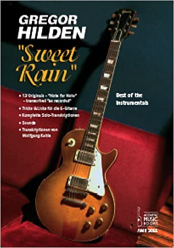 Sweet Rain, Best of Instrumentals, für E-Gitarre: Amazon.de ...