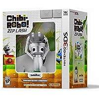 Bundle 3DS Chibi Robo Zip Lash With Amiibo Chibi Robo - Nintendo 3DS Standard Edition