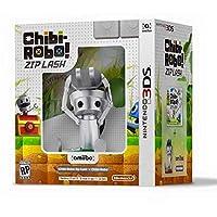 CHIBI- ROBO!: ZIP LASH WITH CHIBI-ROBO AMIIBO - 3DS