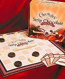 Strip Chocolate Checkers