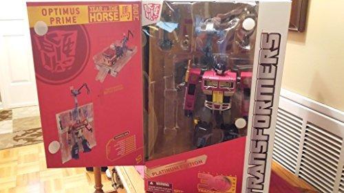 Platinum Series - Year of the Horse - MP-10 Optimus Prime (Transformers Year Of The Horse Optimus Prime)