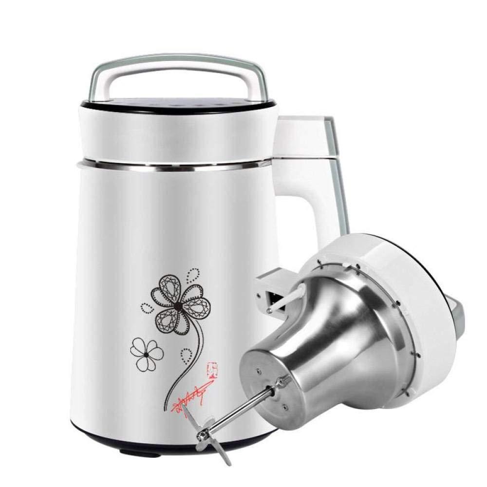 BBG Soymilk Machine, Multi-Function Household Automatic Double-Layer Insulation soymilk Machine,As Show,One Size