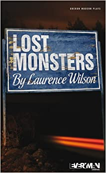 Book Lost Monsters (Oberon Modern Plays)