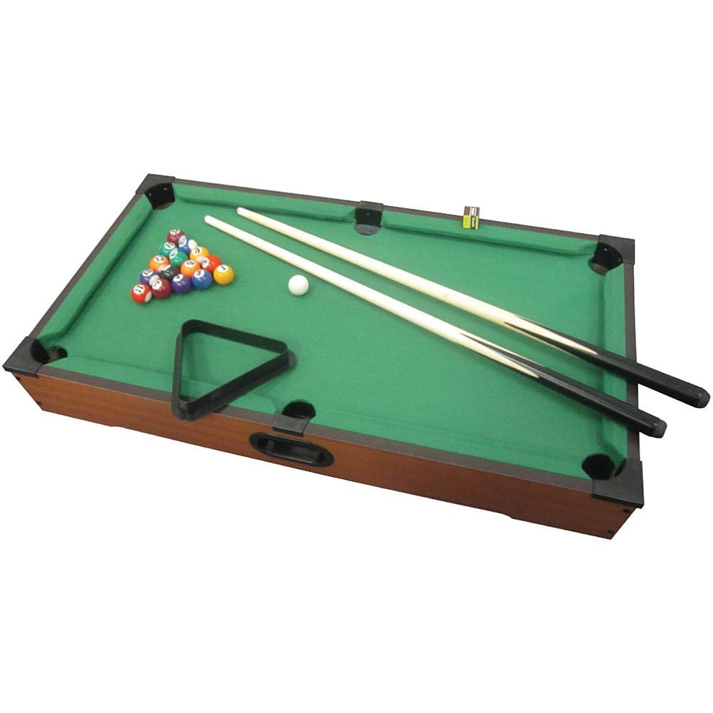 Sportcraft 27'' Table Top Pool Table