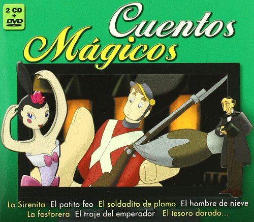 Cuentos Magicos - Amazon.com Music