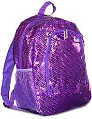 NGIL Sequin Backpack