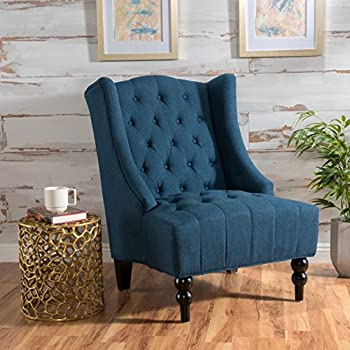 Amazon Com Elements Erica Chair In Teal Kitchen Amp Dining