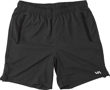 RVCA Men's VA Yogger III Sports Shorts Workout Leisure Short