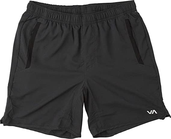 RVCA Mens Greyson Cargo Shorts ME204GRY
