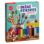 Make Your Own Mini Erasers: With magi...