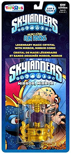Skylanders Imaginators, Exclusive Micro Comic Fun Pack with Legendary Magic Creation Crystal 3/3