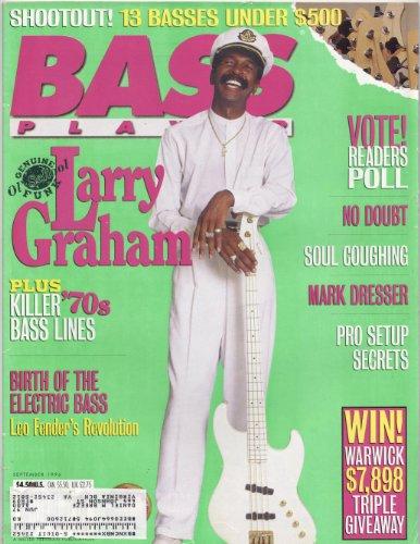 (Bass Player Magazine Vol. 7 No. 12 December 1996 (Larry Graham))