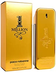 One 1 Million 3.4 oz for men by Paco Rabanne