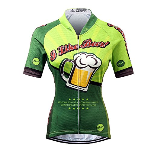 Thriller Rider Sports Womens I Like Beer Outdoor Sports M...