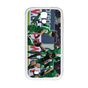 QQQO Bundesliga Pattern Hight Quality Protective Case for Samsung Galaxy S4