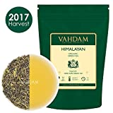 Organic Green Tea Leaves from Himalayas(100+ Cups),100% Natural - Best Reviews Guide