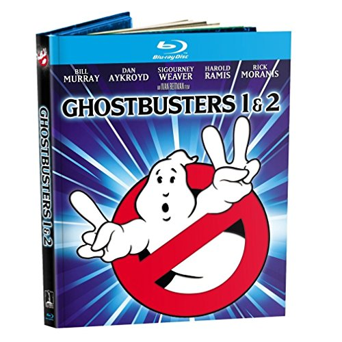 Ghostbusters / Ghostbusters II 4K-Mastered + Included Digib[Bl Blu-ray 2014