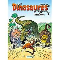 Les dinosaures en bd - Tome 1 - Top humour 2019