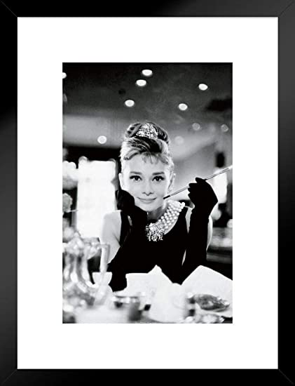 Amazon.com: Pyramid America Audrey Hepburn Breakfast at Tiffanys ...