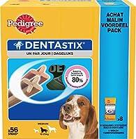 Pedigree Dentastix 56 - Friandises pour moyen chien
