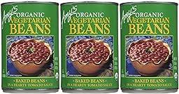 Amy\'s Organic Vegetarian Baked Beans - 15 OZ - 3 pk