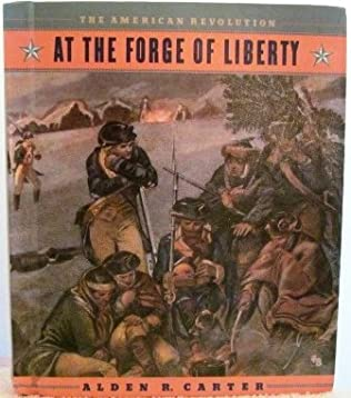 book cover of At the Forge of Liberty
