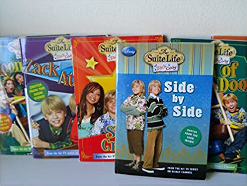 Amazon.com: The Suite Life of Zack and Cody Book Set: Disney ...