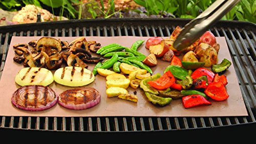As seen on tv yoshi grill bake mat pack copper mk