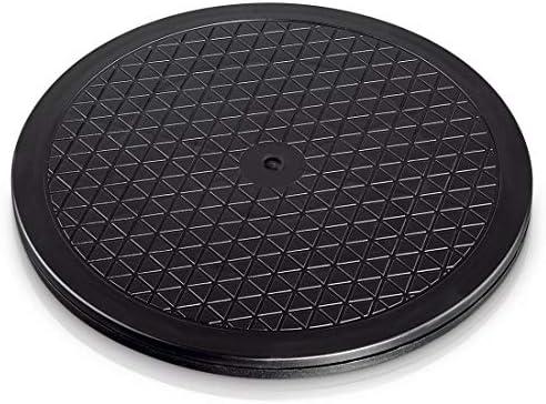Hama - Plataforma giratoria universal redonda, 25,5 cm, carga de ...
