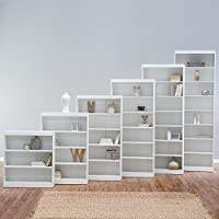 Remmington Heavy Duty Bookcase -